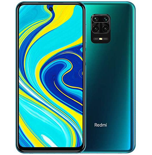 Redmi Note 9S Azul